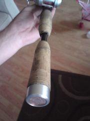 customised my rod