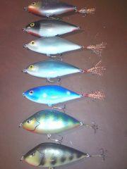 A few baits