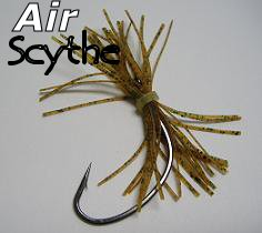 """New """"wacky hook"""" for upcoming bait..."""