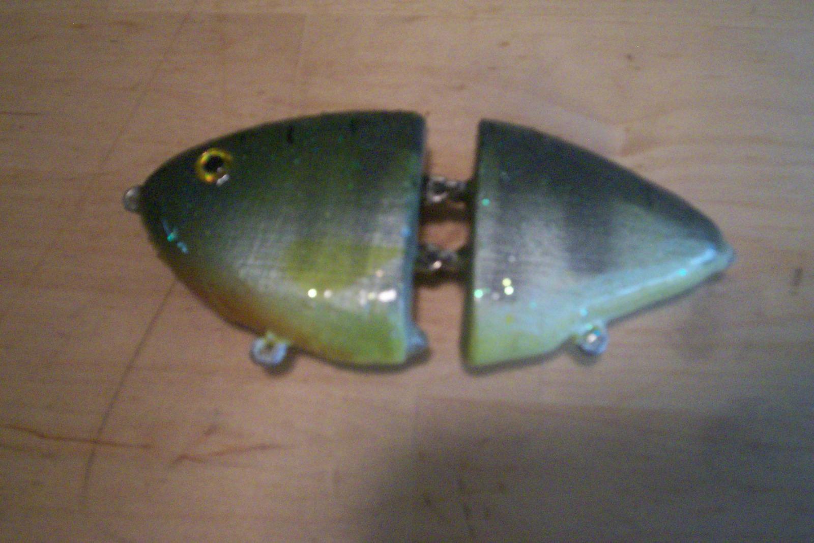 Sunfish wakebait