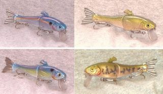 4 Swimbaits
