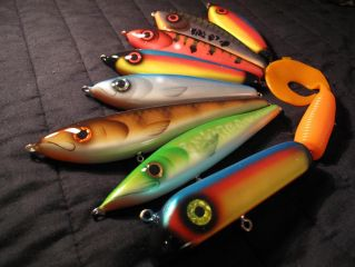 Sum new baits