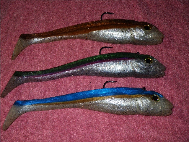 "New 10"" Swimbait"
