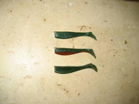 bluegill pattern