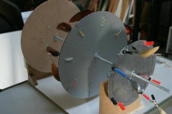 dring wheel