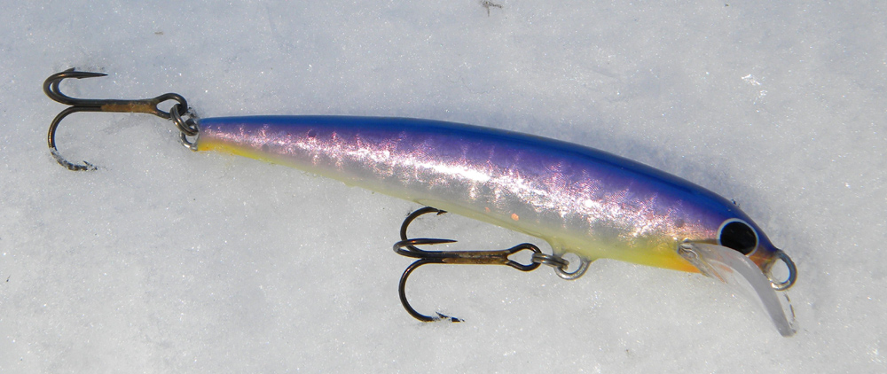 Lure 3''