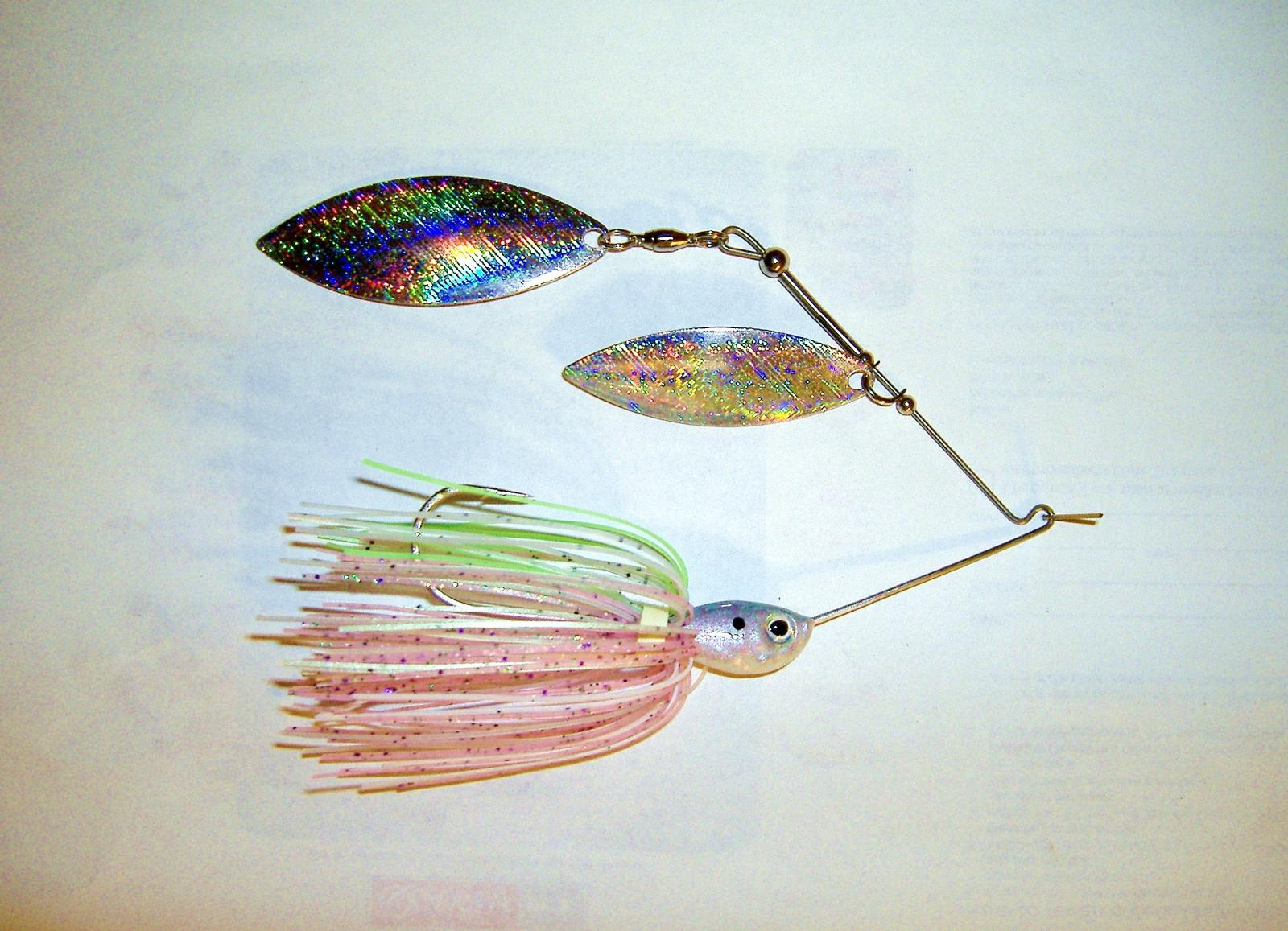 "3/8oz ""rainbow smelt"""