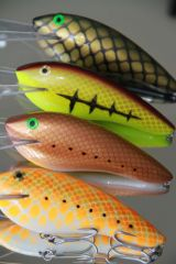 140mm murray cod lures