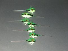Tail spinner lures