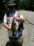 another river smallie