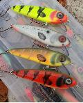 a new crank bait pattern