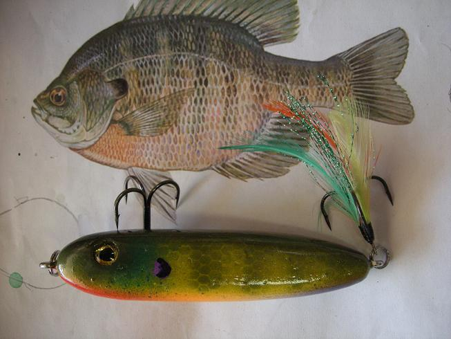 bluegill twister
