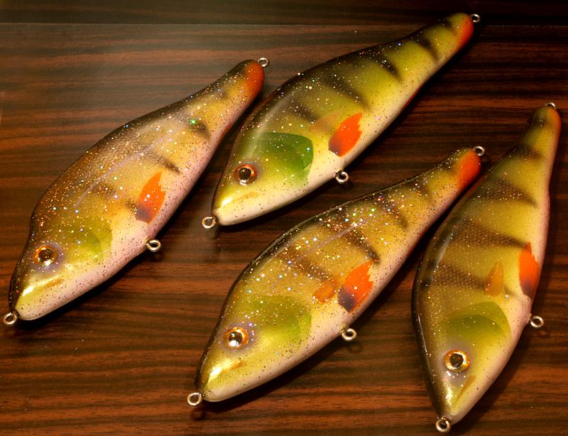 "Batch of 7"" Perch"