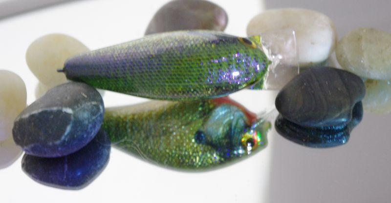 Luckycraft RC 2 Silent Foiled Bluegill