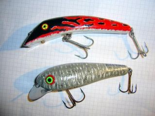 Latest Handcarved Lures