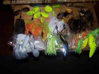 buck tails and spinner baits.JPG