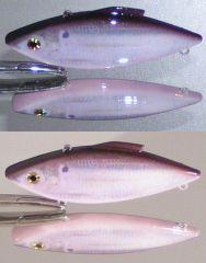 Threadfin Shad Decal