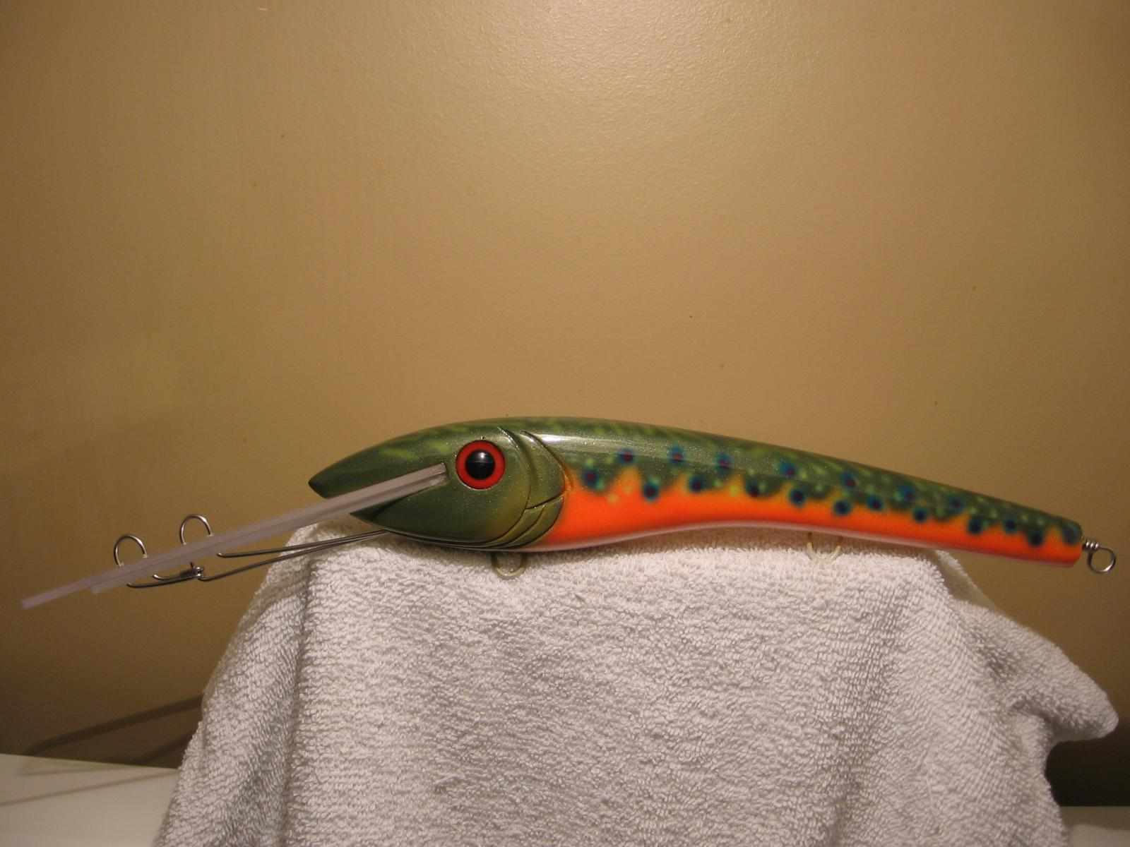 Brooktrout pattern