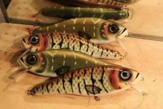 some baits to sweden