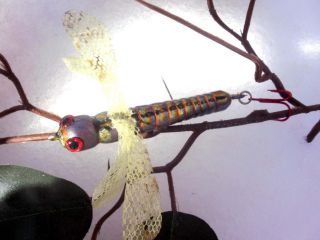 Dragonfly Topwater Bait