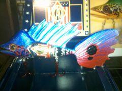 """America CAO Cigar Bait"" Peacock Bass"