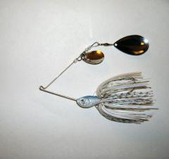 1/2oz Blueback Herring spinnerbait