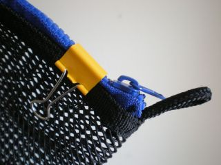 Glory Bag zipper fix