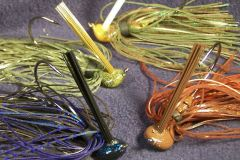 Some basice jigs and blade bait