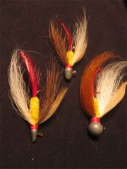 Buctail and Feather