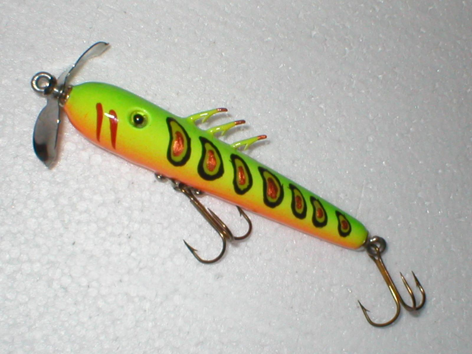 My version of a Pflueger Live Wire - Hard Baits - TackleUnderground.com