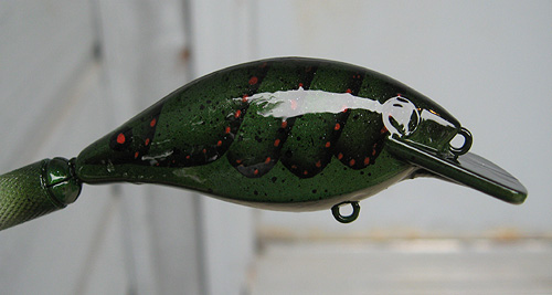 Green Craw Speed Trap