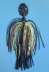 Mopster Voodoo Jig by Constant Threat Custom Baits