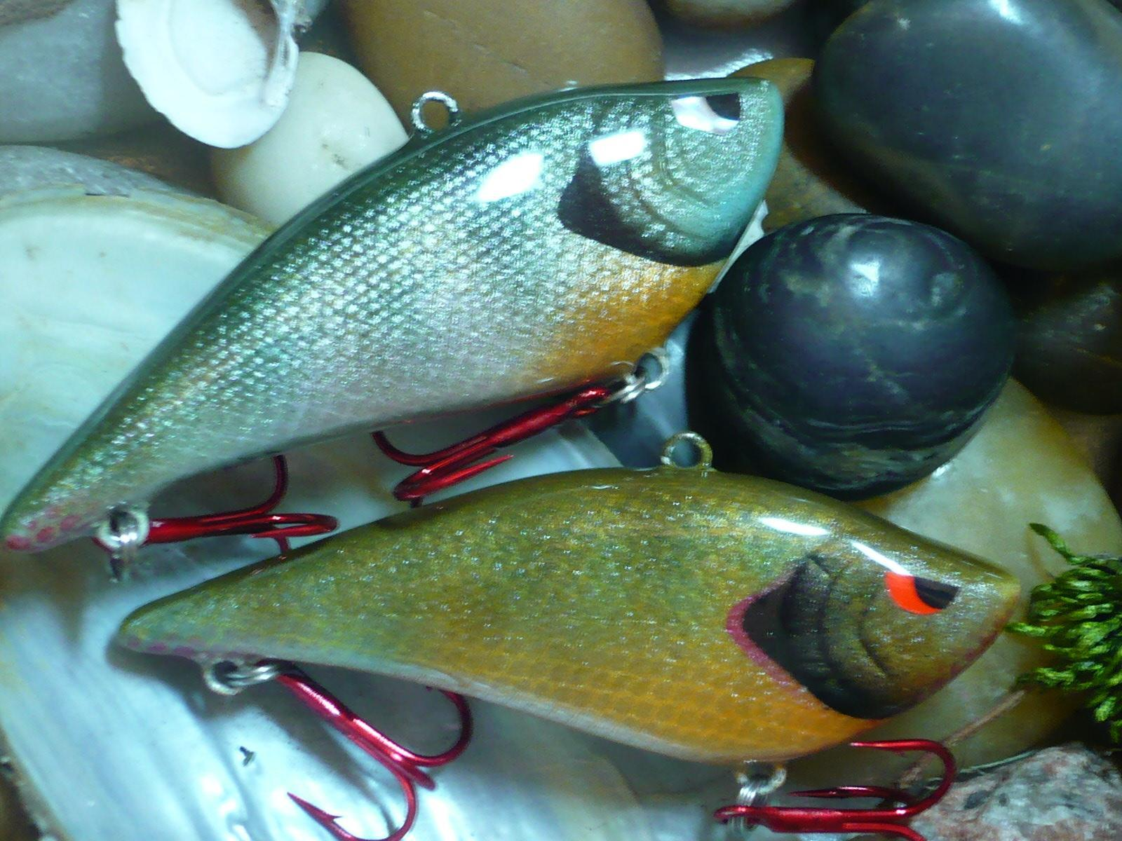 Bluegill and Redear