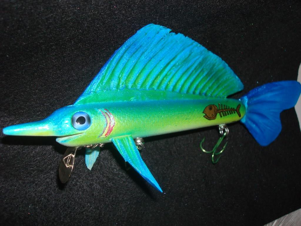 Marlin Prop Baits