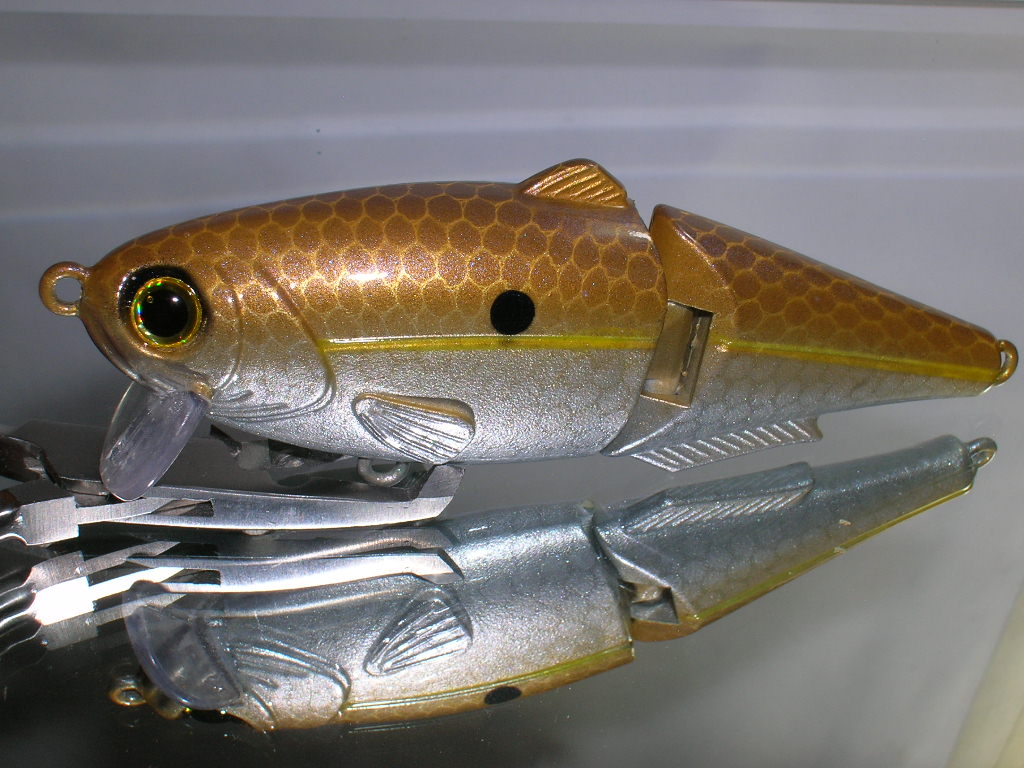 King Shad repaints