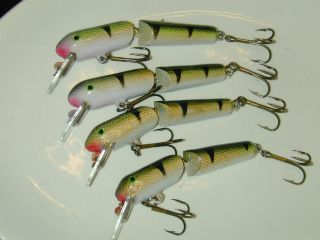 Perch baits