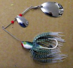 Powder Painted Spinner Baits