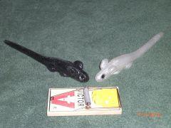 Soft plastic mouse bait