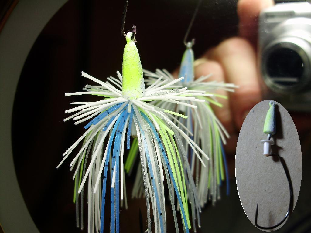 Easy To Make Swim Jig