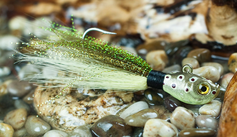 B71Lures Jigs 0021 brown trout candy