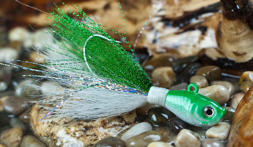 B71Lures Jigs 0001 green candy