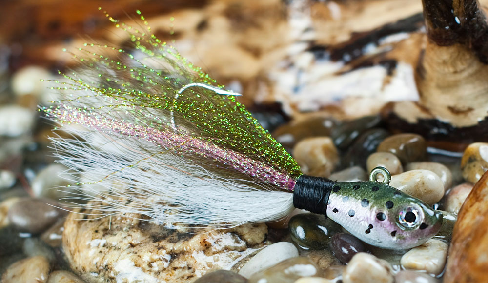 B71Lures Jigs 0023 rainbow trout candy
