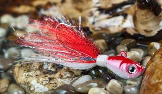 B71Lures Jigs 0000 Red candy