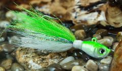 B71Lures Jigs 0006 chartreuse green candy