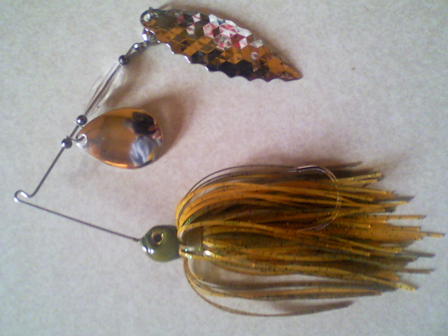 My first spinnerbait