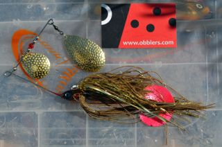 Gold Brother spinnerbait