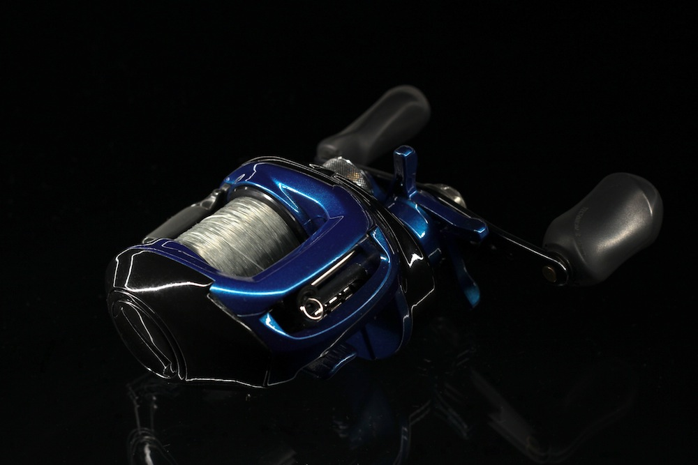 Shimano Citica 201E Blue Metallic/Black