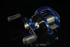 Blue Metallic/Black Shimano Citica 201E