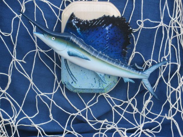 "6"" Sailfish Replica"