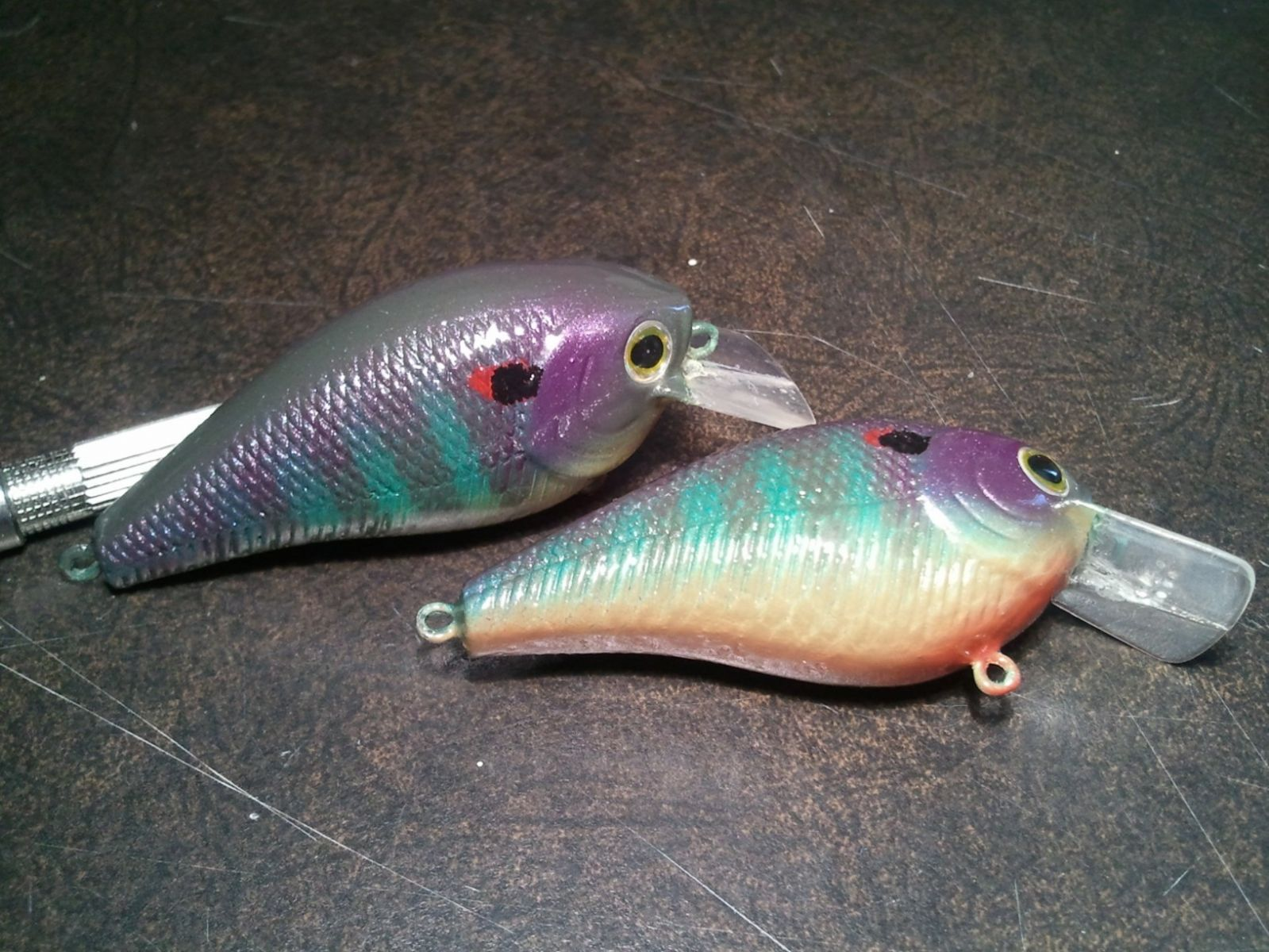 Bluegill Cranks